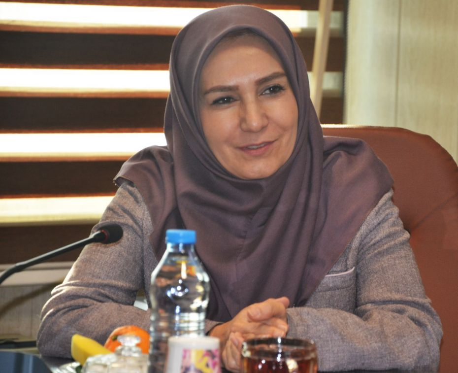 By order of minister of in dustry, mine and trade, Dr.Razieh Lak was appointed as the Head of Geological Survey of Iran (G.S.I)