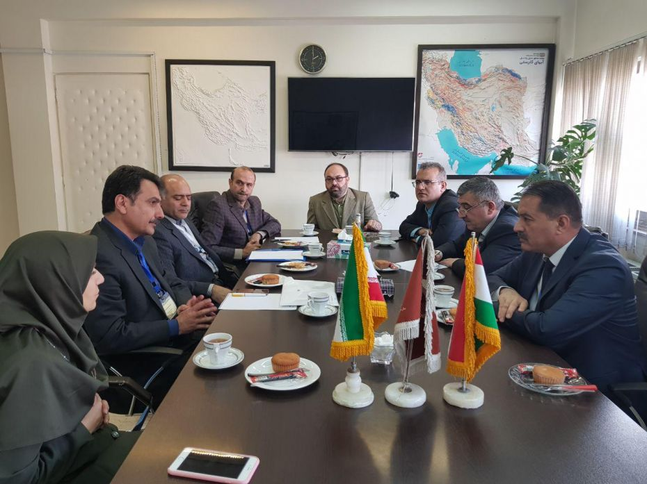 Emphasis on relations development between Iran and Tajikistan, along with the 36th National and 3rd International Geological Congress