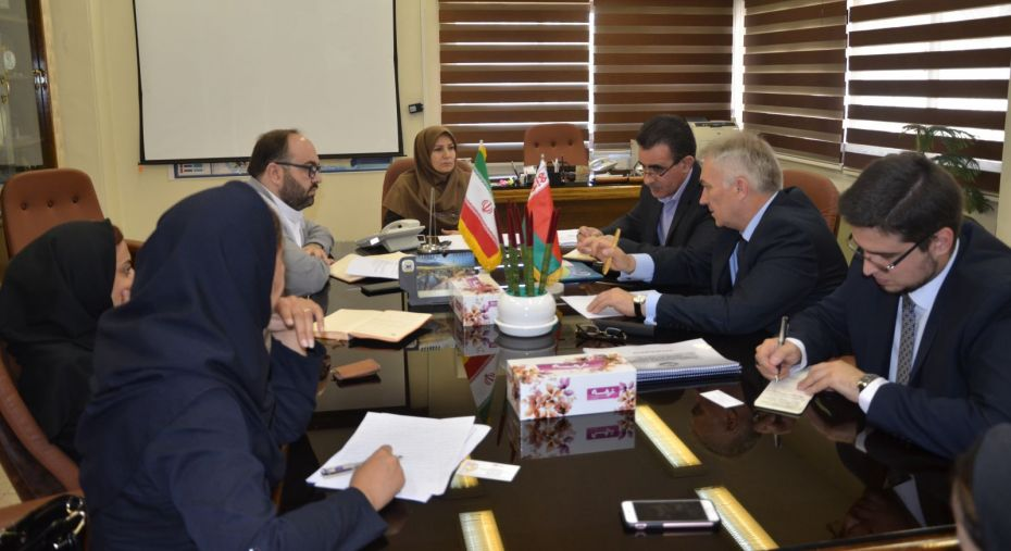 Iran and Belarus Cooperation