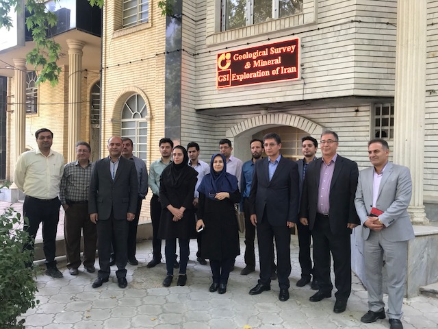 During visit of Director General of the GSI it had been stated: GSI prepared for cooperating with private sector of West Azarbaijan Province