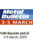 14th Bauxite and Alumina Seminar