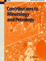 Contributions to Mineralogy and Petrology.