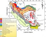 Quaternary Mapping of the Middle East by the Geological Survey of Iran in 4 years