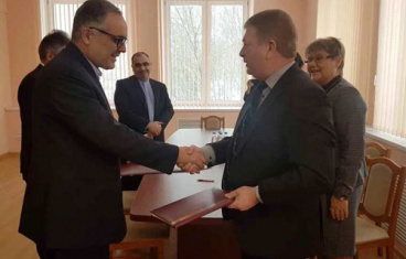Tripartite Agreement; Iran and Belarus are Looking for Ways to Expand Geological Relations